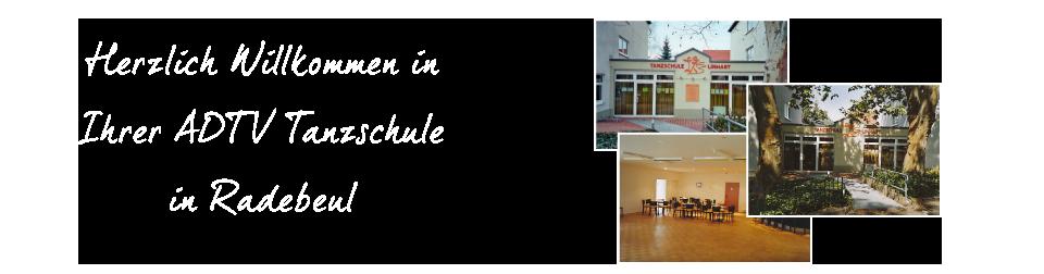 Wilkommen in der Tanzschule Linhart